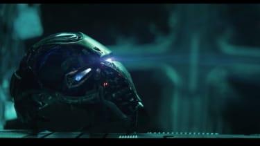 Avengers Endgame trailer.