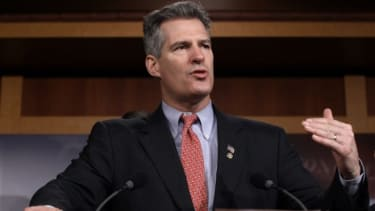 Scott Brown doesn't want John Kerry's old job.
