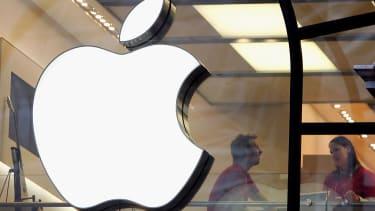 Apple is sitting on overseas cash.