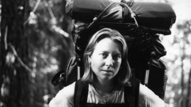 """Cheryl Strayed's treacherous 1,100 mile journey along the Pacific Crest Trail is described in her new book """"Wild""""."""