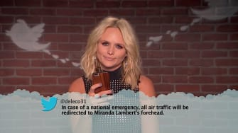 Country stars read mean tweets for Jimmy Kimmel Live
