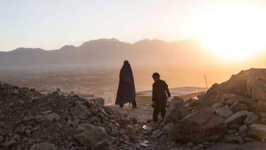 Afghanistan mom
