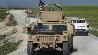 U.S. troops in Syria