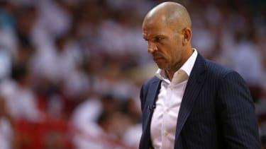 Jason Kidd may be done as Brooklyn Nets coach after one season