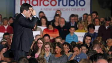 Is Marco Rubio's campaign doomed to fail?