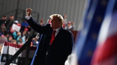Trump in Toledo
