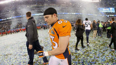 Wes Welker denies taking Molly, wonders if someone slipped something in his drink