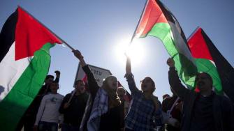 Palestinians prepare to submit statehood resolution to U.N.