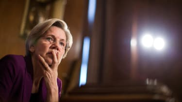Elizabeth Warren on 2016: 'There are amazing doors that could open'