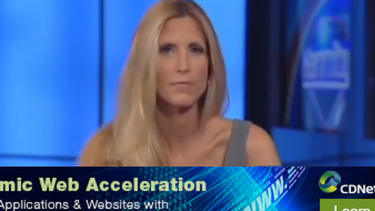 Ann Coulter tells Sean Hannity she wishes Netanyahu were 'our president'