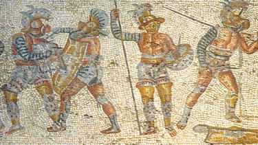 Anthropologists shed light on gladiators' diet