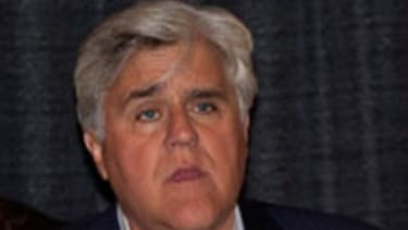 The jokes have turned around on NBC's late-night comedian Jay Leno