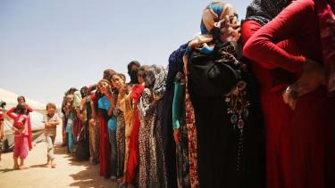ISIS demands female genital mutilation for Mosul women
