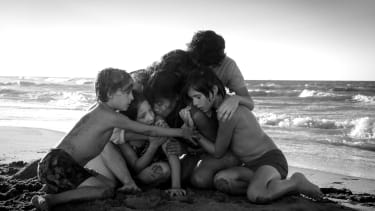 A scene from Roma.