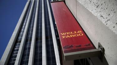 A Wells Fargo bank in California