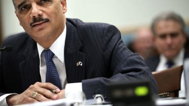 Attorney General Eric Holder hospitalized, resting in good condition