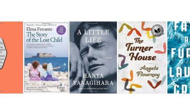 Check out some of the best books of the year.