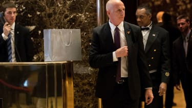 President Trump aide and former bodyguard Keith Schiller.