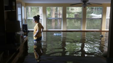 Historic flooding in Louisiana has been largely ignored.