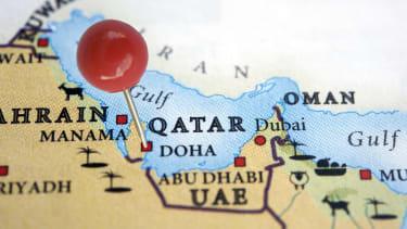 Qatar is cut off from other Gulf Arab states
