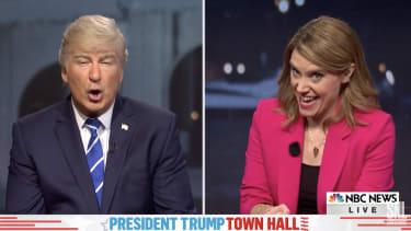 SNL takes on NBC.