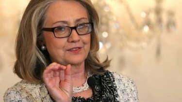 Hillary Clinton: Bye, haters.