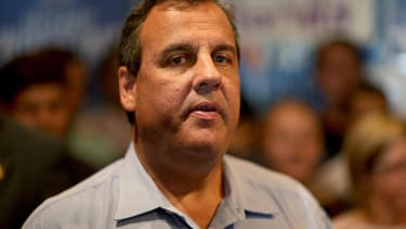 Chris Christie on quarantined Ebola nurse: 'My job is not to represent her'
