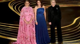 Tina Fey, Amy Poehler, and Maya Rudolph