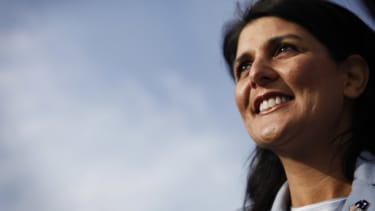 Gov. Nikki Haley could be a strong presidential candidate.