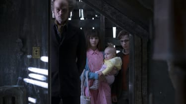 A Series of Unfortunate Events is now streaming on Netflix.