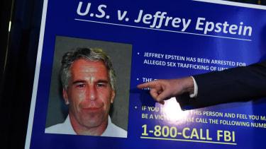 Jeffrey Epstein.