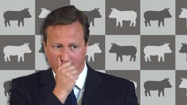 David Cameron.
