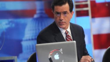 The Colbert Report will end in 8 months
