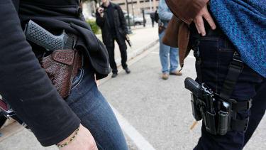 Congress blocks Obama-era gun regulation.