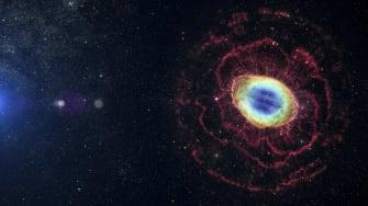 A supernova.
