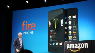 This is what Amazon's first smartphone looks like