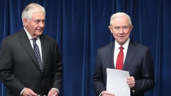 Jeff Sessions and John Kelly will not be replaced in August