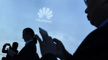 People using Huawei phones.