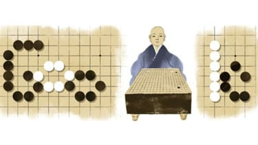 Google UK honors Japanese board game player instead of D-Day
