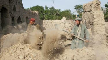 Khosrow Sofla, Afghanistan