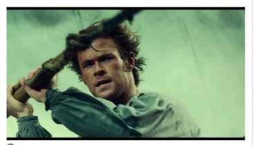 Watch Chris Hemsworth battle whales, madness, and the elements in Ron Howard's In the Heart of the Sea trailer