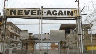 Baltimore City Detention Center.