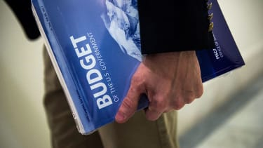 Budget of the U.S. government.
