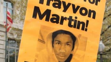 Trayvon Martin poster