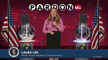 Trump prepares pardon spree