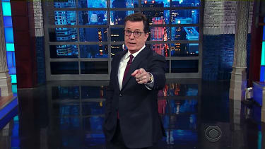 """Stephen Colbert compares TrumpCare to """"Game of Thrones"""""""