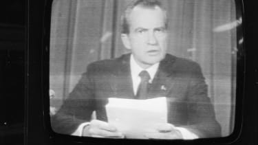 Richard Nixon to Time in 1990: 'There's nothing trivial about Watergate'