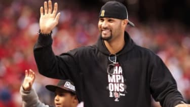 Albert Pujols, a sure bet for baseball's Hall of Fame, will be 42 by the time his 10-year, $255-million contract with the Los Angeles Angels ends in 2021.