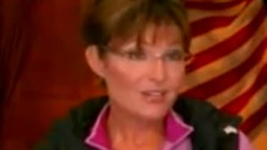 The Entertainment Tonight interview is not the first time Sarah Palin has teased a 2012 presidential bid.