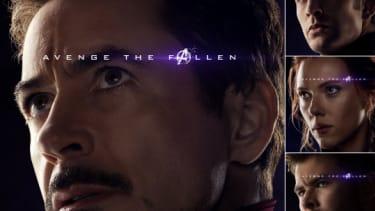 Avengers poster.